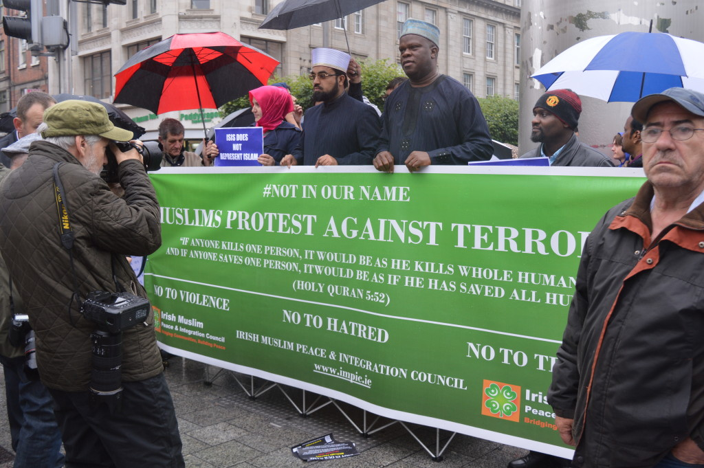 views on terrorism in the faith of islam The world's muslims: religion, politics and  that views about instituting sharia in the domestic  are not free to practice their faith islam and.