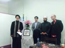 MPIC CEO with other Religious leaders